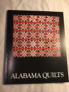 Alabama Quilts from Cargo Collection Birmingham Museum Exhibit Catalogue 1982