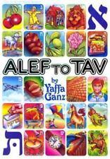 Alef to Tav (ArtScroll Youth) by Ganz, Yaffa