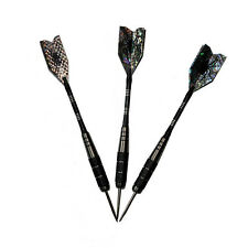 3pcs/Set 22g 90% Tungsten Steel Needle Tip Darts With 3 Spider DART FlightsECp