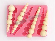 Germany Jewelry Silicone Mould Forma de Silicone Molde de Silicone Cake Tools