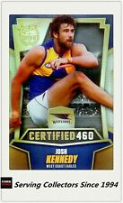 MW2 2016 Select Certified Medal Card Josh KENNEDY West Coast