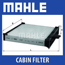 Mahle Pollen Air Filter - For Cabin Filter LA227 - Fits Renault Megane, Scenic