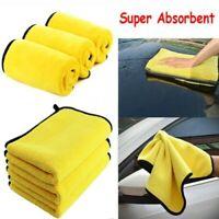 Superweiches Auto-Küchen-saugfähiges Microfaser-Tuch-Reinigungs-trocknendes