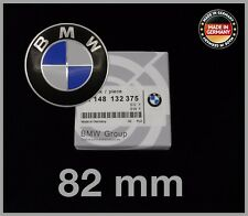 BMW 82mm Logo Heckklappe Motorhaube Plakette Original Badge Emblem Kofferraum