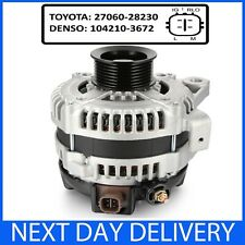 TOYOTA IMPORT IPSUM ISIS HARRIER NOAH VOXY KLUGER 2AZFE 1AZFSE NEW ALTERNATOR