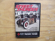 Street Thunder Live: Past, Present, Future (DVD) National Street Machine Club