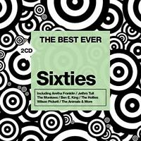 The Best Ever: Sixties - Various Artists (NEW 2CD)