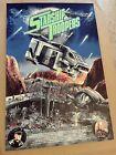 Starship Troopers by Chris Skinner Ltd Screen Print Poster Art MINT not Mondo