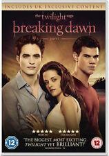 The Twilight Saga - Breaking Dawn - Parte 1 DVD NUOVO DVD (sum51538)