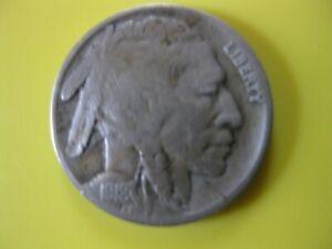 """1918 D Indian Head """"Buffalo"""" Nickel"""