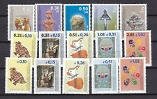 Kosovo - year 2000/2002 - collection - MNH