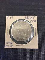 Grande Prairie Alberta Trade Dollar 1979 Token Coin Combine Shipping