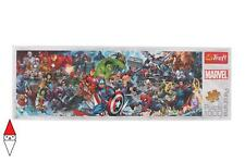 PUZZLE GRAFICA TREFL JOIN THE MARVEL UNIVERSE DISNEY THE AVENGERS 1000 PZ