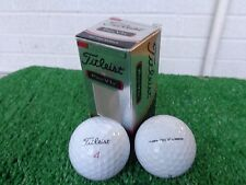2009 Titleist Pro V1x Golf Balls 2 Ball Sample Pack 2009 ProV1x Golf Balls NEW