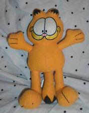 "Toy Factory Garfield Comic Strip Cat 9"" Plush Soft Toy Stuffed Animal"