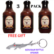 Yuengling Lager Bbq 3 Pack Combo Sauce With Gift