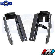 70-76 Dart Spt Tail Light Taillight Panel Reinforcement Support Bracket Pair AMD