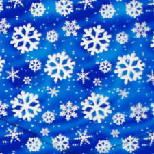 Hydrographics Film Blue Snowflake 50 FULL METERS
