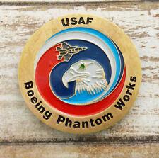 Boeing Phantom Works Raytheon GEC Marconi Allied Signal Air Force Challenge Coin