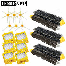 Brushes filters sided brushes kit for iRobot Roomba Vacuum Parts 700 series 760