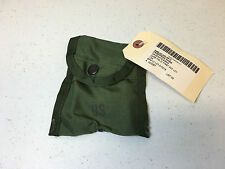 MILITARY ISSUED COMPASS / FIRST AID POUCH OD GREEN ALICE LC-1 POUCH NWT