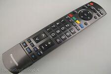 Panasonic N2QAYB000239 / N2QAYB000487 Genuine Viera Television Remote Control