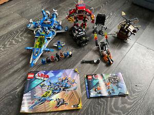 Lego Movie bundle job lot