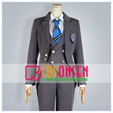 Kuroshitsuji Black Butler Public School Series Ciel Phantomhive Cosplay Costume