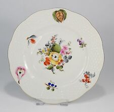 "HEREND ""Bouquet de fruits BFR"" piatto 16,5 cm."