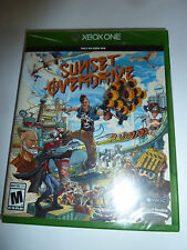 Sunset Overdrive for Microsoft Xbox One action shooter video game NEW!