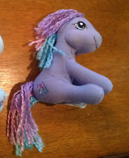 "2004 My Little Pony 6"" Plush Stuffed Animal - Tink-A-Tink-A-Too - Wedding Bells"