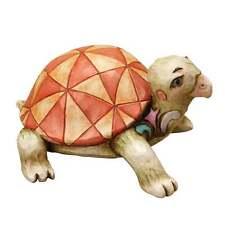 Jim Shore Heartwood Creek Mini Turtle Figurine New 4021444