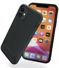 Snugg iPhone 11 (2019) Case - Slim Cover Silicone Shockproof - BLACKEST BLACK