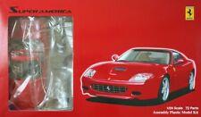 Fujimi 12273 RS-48 1/24 Scale Model Car Kit Ferrari 575M Maranello Superamerica
