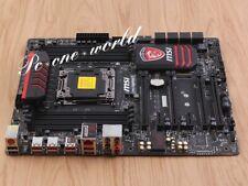 MSI X99A GAMING 7 LGA 2011-3 DDR4 Intel X99 SATA 6Gb/s USB3.1 ATX Motherboard