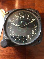 Waltham Watch Company Watch Clock Rare 8 Day WW1 Aircraft Plane Submarine