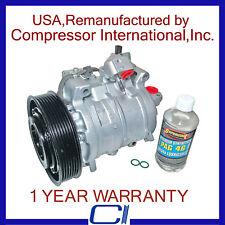 2008-2012 Honda Accord 2.4L,2012-2015 Crosstour 2.4L OEM Reman A/C Compressor