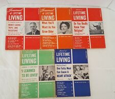 (5) 1955 Journal of Lifetime Living