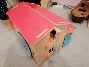 Haba Little Friends - Bauernhof mit Figuren, Büchern und CDs