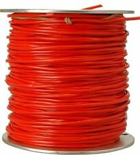 FIRE ALARM CABLE 18/4 FPLR 98804 500' PULL BOX