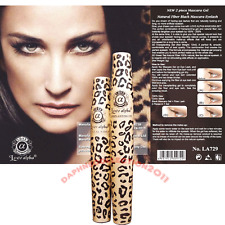 Love Alpha LA729 Transplanting Gel & Natural Fiber Mascara Set (Refill Pack)