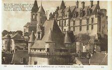 CPA -Carte postale- FRANCE-LOCHES - Son Château (iv 525)