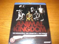 Animal Kingdom Limited Edition Blu-ray Region B Steelbook U.K. New & Sealed!