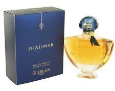 Shalimar by Guerlain 3 oz perfume Eau De Parfum EDP 90 ml for women NIB