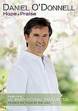 "DANIEL O'DONNELL DVD Region 4 ""Hope & Praise "" 25 tracks (3 with Mary Duff)"