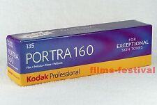 10 rolls KODAK PORTRA 160 Color Print Film 35mm 36exp 135-36