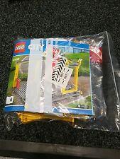 Lego City Train Railroad Loading Crane from set 60052