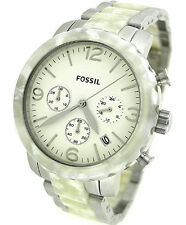 NEW FOSSIL CHRONOGRAPH 50M LADIES WATCH JR1420