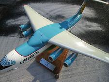 Iljuschin -76 Candid  RIESIG 1:100 CCCP  Woodmodel / Avion / Aircraft / YAKAiR