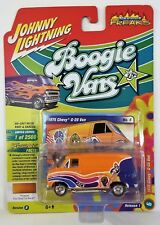 Johnny Lightning 1976 Chevy G-20 Van Boogie Vans Super Fly Street Freaks 2018